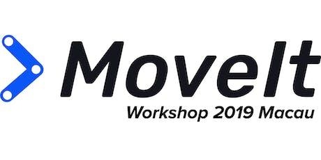MoveIt Workshop 2019 Macau tickets