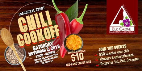 Community Chili Cook Off tickets