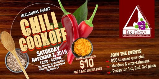 Community Chili Cook Off
