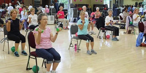 Free Body Wellness Class for Older Adults
