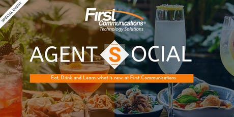 Agent Social With First Communications tickets