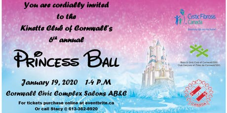 Princess Ball 2020 tickets