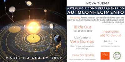 Astrologia como Ferramenta do Autoconhecimento