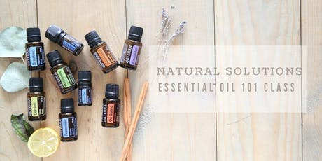 Introduction to doTERRA Essential Oils tickets