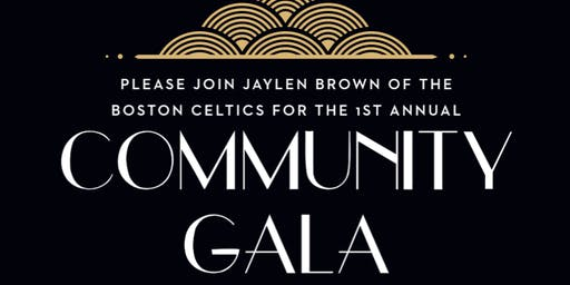 Jaylen Brown's 1st Annual Community Gala