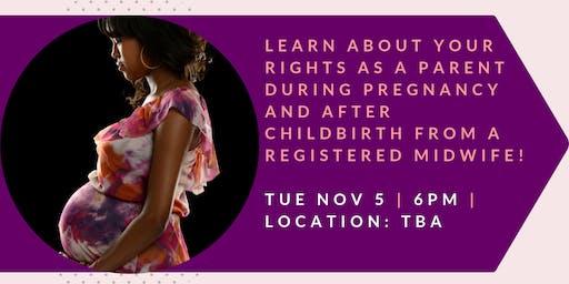 Birth Justice Workshop