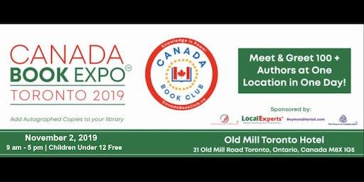Canada Book Expo - Toronto 2019
