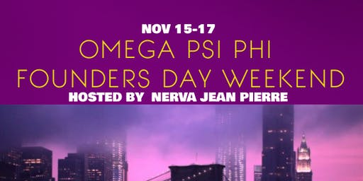 FOUNDERS DAY WEEKEND | BROOKLYN QUES