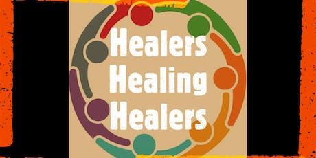 Healers Healing Healers tickets