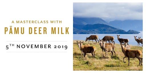 A Masterclass with Pāmu Deer Milk