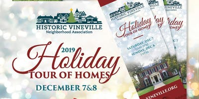 Vineville Holiday Tour of Homes