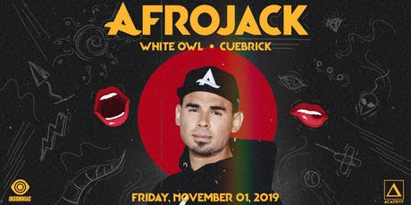 Afrojack tickets
