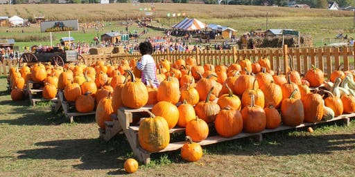 CONNECTIONS | Fall Frolic @ Summers Farms | 0 Points | Sign Up Oct. 7 - 15