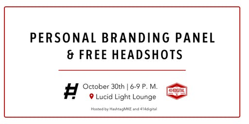 Personal Branding Panel & Free Headshots
