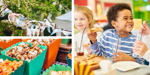 Eco Families Adelaide: Low-waste children's parties