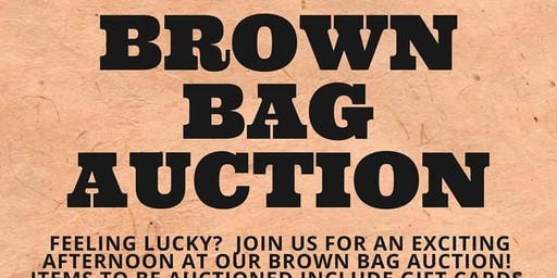 Brown Bag Auction Fundraiser