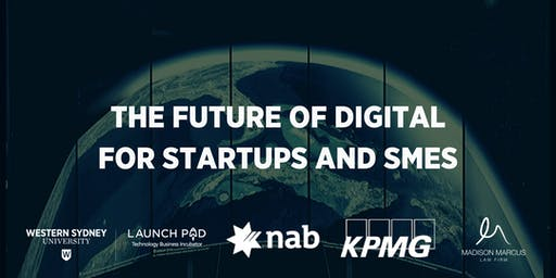 The Future of Digital for Startups and SMEs