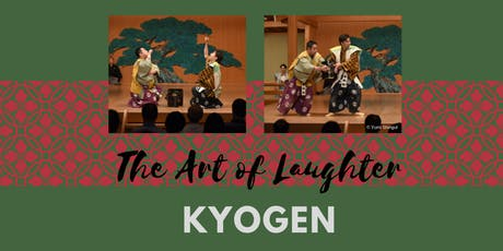 Kyogen - the Art of Laughter tickets