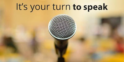 Intro to Public Speaking - January 2020