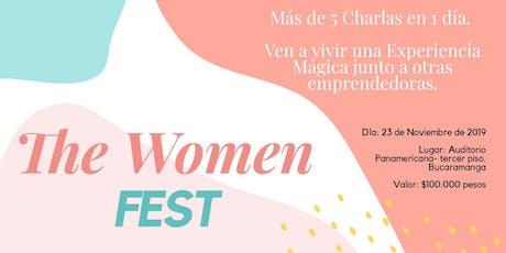 THE WOMEN FEST 2019 entradas