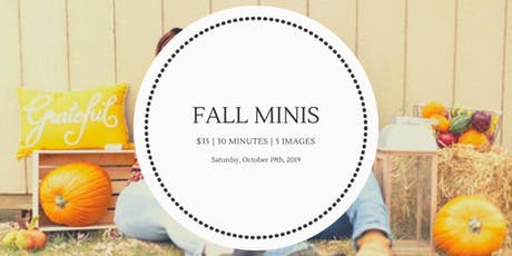 Fall Minis tickets