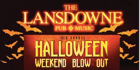 11TH ANNUAL HALLOWEEN BALL AT THE LANSDOWNE PUB! tickets