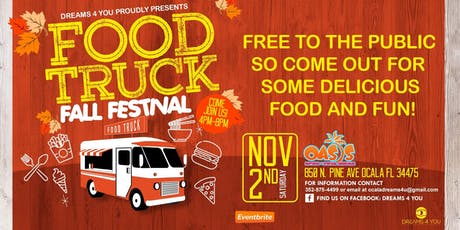 Food Truck Fall Festival tickets