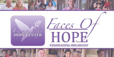 Community Hope Center - Faces of Hope Fundraising Breakfast