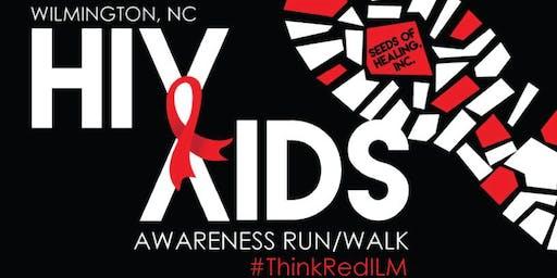 #ThinkRedILM: HIV & AIDS Awareness Run/Walk