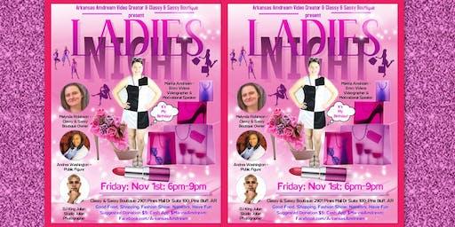 Ladies Night & Marina Amdream's Birthday Party