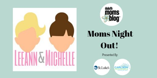 Comedy and Costumes :: Duluth Moms Night Out