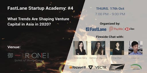 What Trends Will Shape Asian Venture Capitals in 2020?