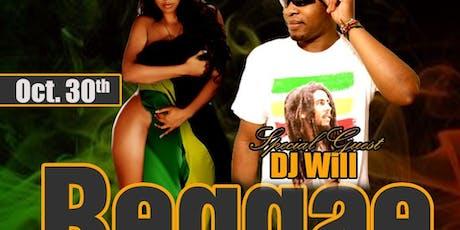 Reggae Wednesday feat DJ Will tickets