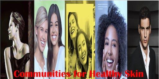 Communities of Passionistas For Healthier Skin