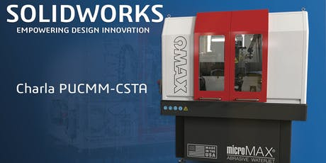 "Charla PUCMM CSTA: ""SolidWorks: Empowering Design Innovation"" tickets"