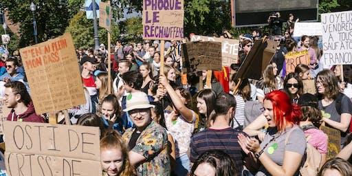 La feuille de route pour une transition écologique au Québec (G-412)
