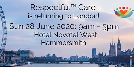 Respectful™ Care: London UK SUN 28 June 2020 tickets