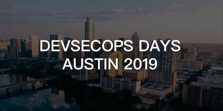 DevSecOpsDays Austin tickets