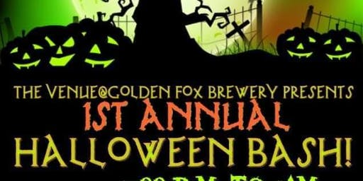 The Venue's 1st & Annual Halloween Bash