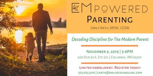 Empowered Parenting: Decoding Discipline