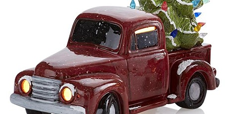Vintage Truck with Tree Event tickets
