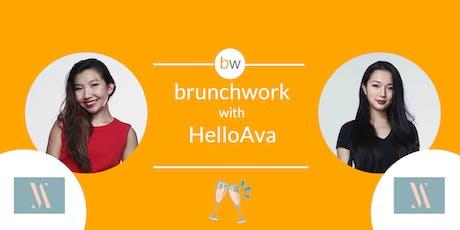 HelloAva: brunchwork OH tickets