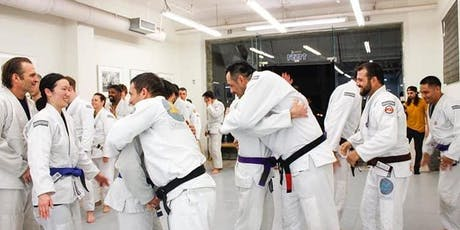 BRING A FRIEND DAY! at Level Up Brazilian Jiu Jitsu in Culver City tickets