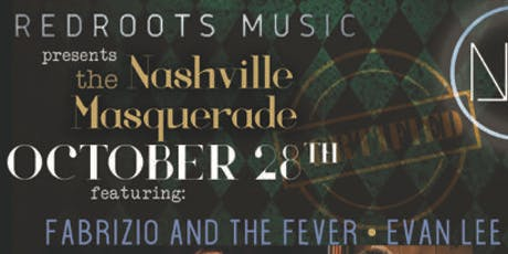 Nashville Masquerade tickets