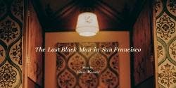 Last Black Man in San Francisco soundtrack & movie signing, Amoeba SF 10/18