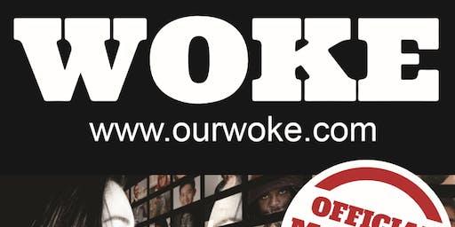 Woke Magazine (OFFICIAL MAGAZINE LAUNCH)