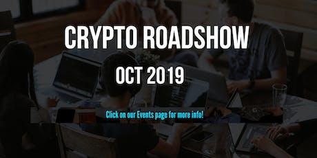 LAUNCESTON - The Inaugural Blockchain Australia National Meetup Roadshow tickets