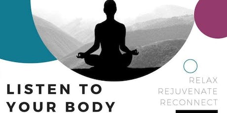 Listen to your Body - An Introduction to Qigong tickets