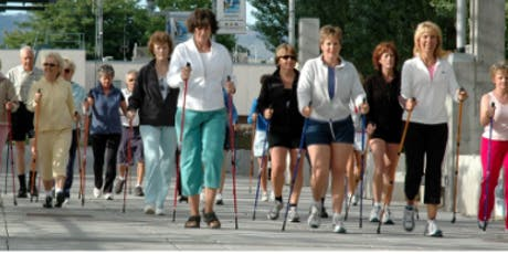 Keenfit Pole Walking Clinic tickets