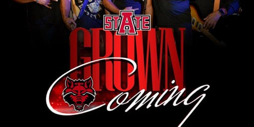 A-State Grown Coming Weekend Kickoff ft. PC Band